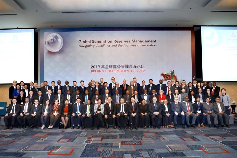 中��人民�y行�c世界�y行在京共同主�k2019年全球��涔芾砀叻逭���