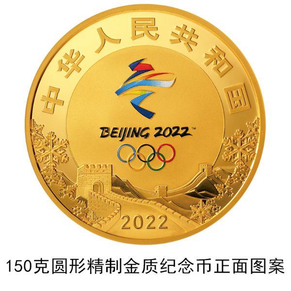 第24届冬季奥林匹克运动会金银纪念币(第1组)于2020年12月1日发行
